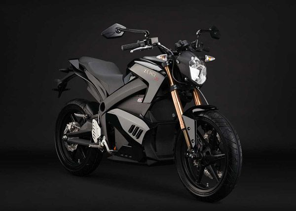 #Zero Motorcycles S redesigned aluminum frames. S is new air-cooled brushless electric motor.