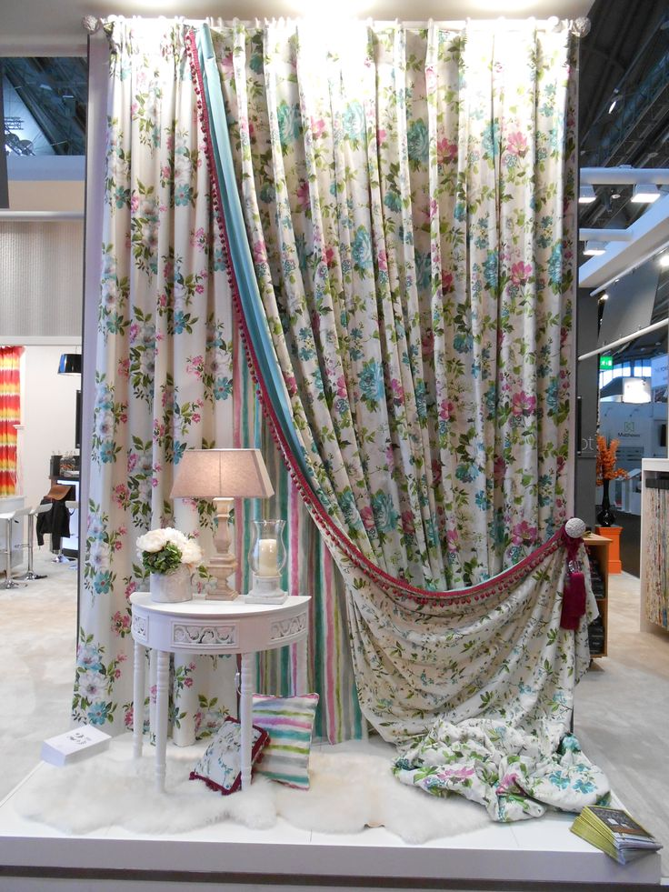Heimtextil 2014 – Italian Gardens collection  See more of the collection at...  www.prestigious.co.uk/collections/italian-gardens