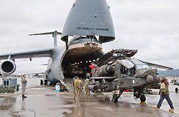 `입이 쩍`: US DEPLOYED AH-64E INTO THE GERMANY !