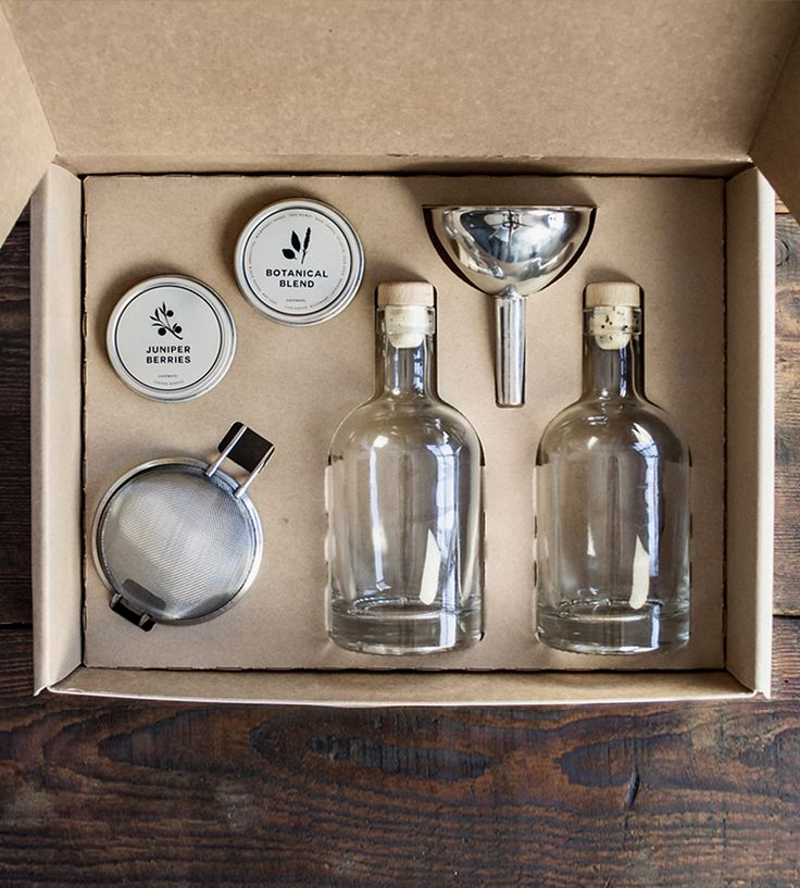 The Homemade Gin Kit http://www.eggplantsupply.com: