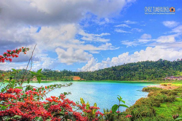 Linow Lake - Lahendong - North Sulawesi