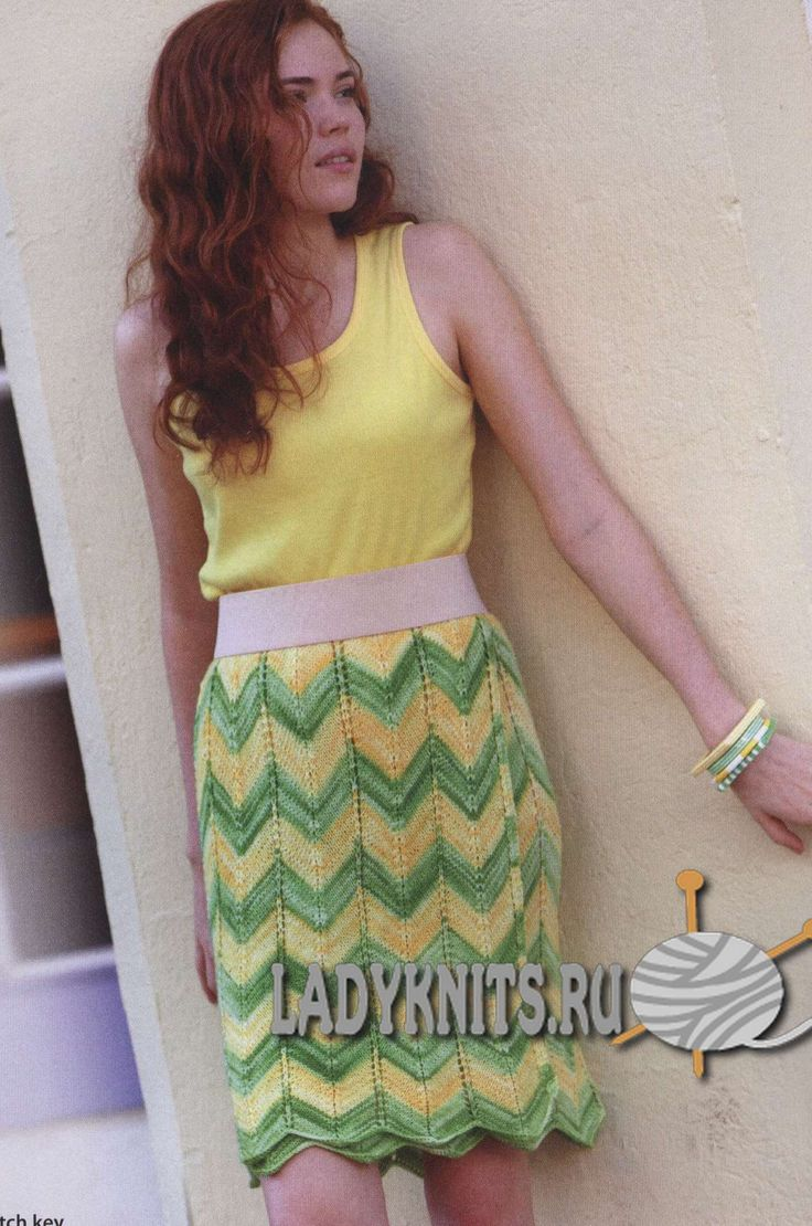 22 best images on pinterest crochet skirts skirts and nice knitted skirt pattern in russian but with a chart too bankloansurffo Images