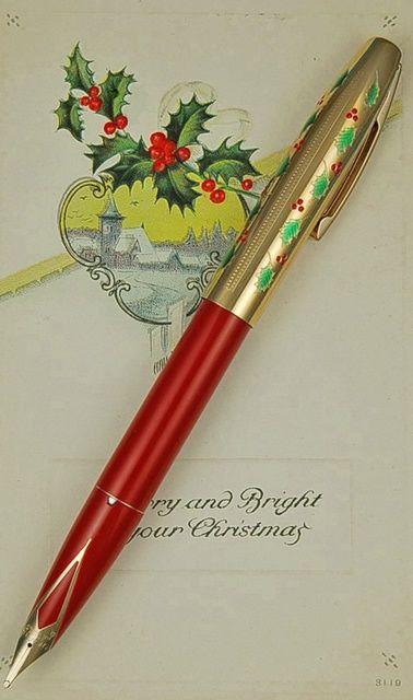 Sheaffer Holly pen