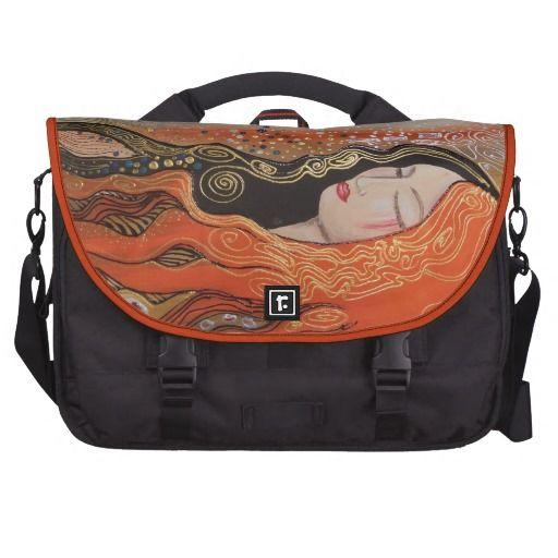 Commuter bag Ginger Lady Elegant Art Nouveau