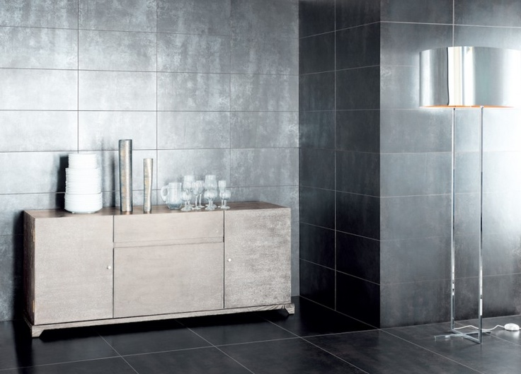Wonderful Hersu0027s A Really Cool Modern Floor And Wall Tile. 12x24 On The Wall 24x48 On