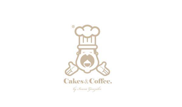 Cakes & Coffee Logo Design by Empatia   Studio Cake logo ...
