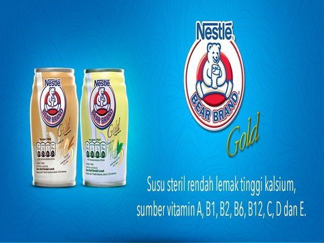 sample gratis produk bear brand gold dan voucher belanja