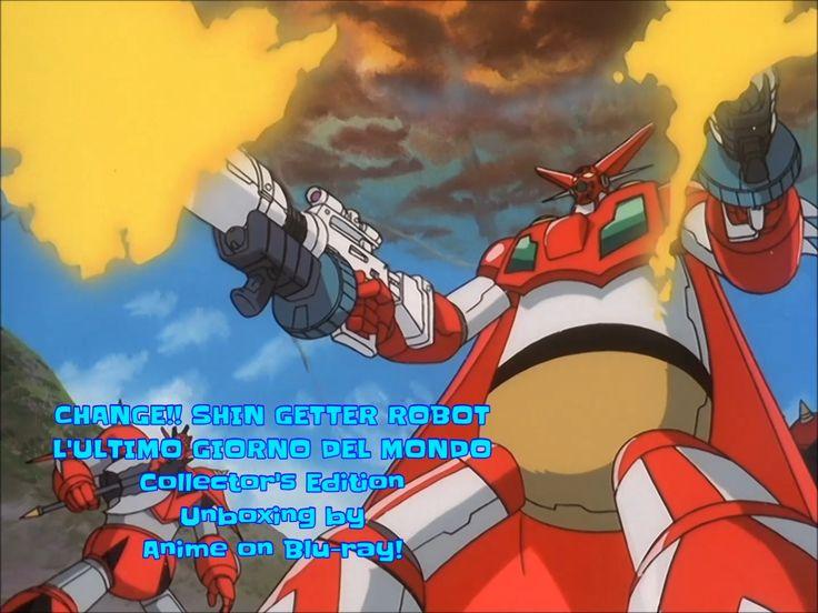 Change!! Shin Getter Robot: L'Ultimo Giorno del Mondo - Collector's Edition [BD IT] * Dopo tanti impegni ed imprevisti, ecco a voi il tanto atteso video unboxing, lo spero eh, della Collector's Edition di Change!! Shin Getter Robot: L'Ultimo Giorno del Mondo, box set arrivato a casa la bellezza di tre settimane fa, registrato ad inizio settimana e pubblicato solo ora.  Con la speranza che vi piaccia la mia ultima fatica, chiudo il post e vediamo di aprire il pacco.