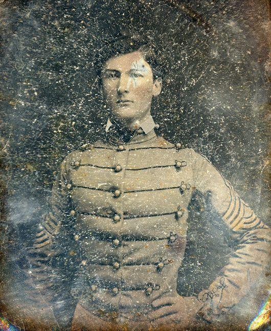 G.W.C. Lee (1832-1913); West Point, Class of 1854 (1st/46). 1st Lt., USA; Maj. Gen., CSA.