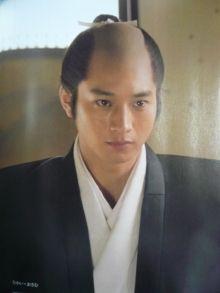 向井理(Osamu mukai)『江』二代将軍徳川秀忠