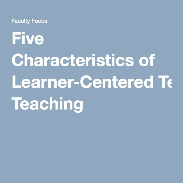 student centered approach in teaching java Student-centered learning: the first steps are the to a take a yearlong course in student-centered four special education students in the.