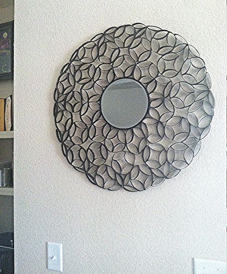 21 best images about faux wrought iron on pinterest for Tissue roll art