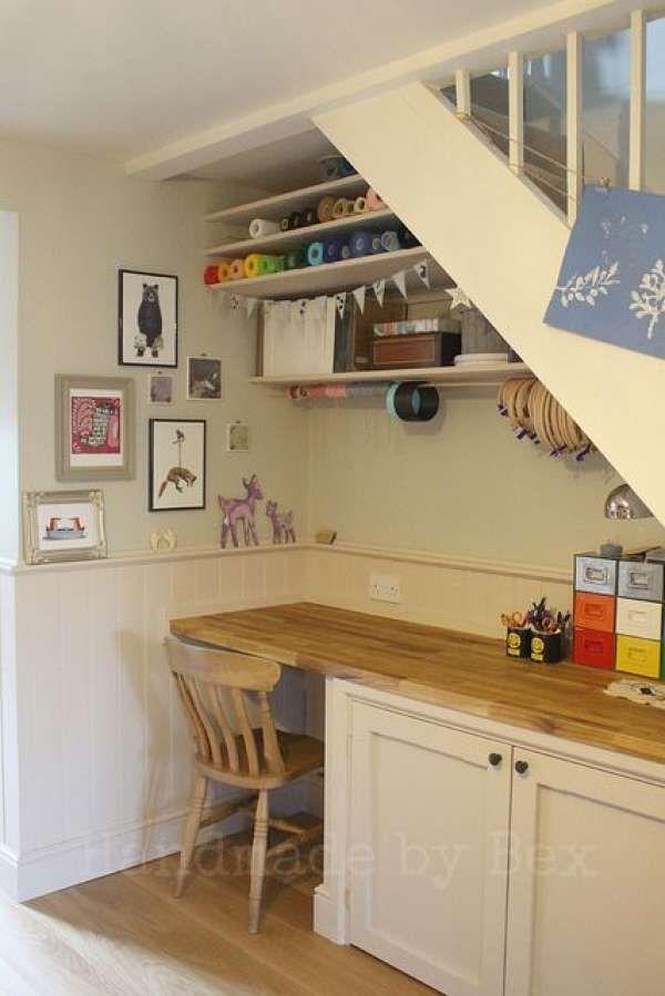 17 meilleures id es propos de coin sous escaliers sur pinterest sous les escaliers tag res - Relooking trap ...
