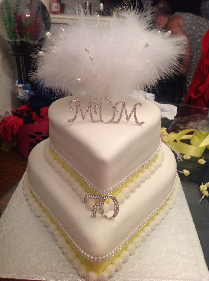 122 best images about cakes 70th birthday on pinterest for 70th birthday cake decoration ideas