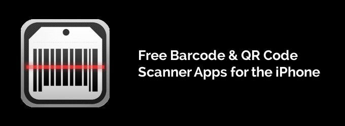 Take a look at some of the best barcode and QR code scanner apps for iPhone. You can scan products for compare prices to save money, get deals and do more with these scanning apps.