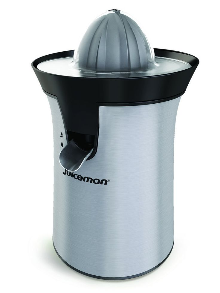 Juiceman Juicer – Sweet Sugar & Spice