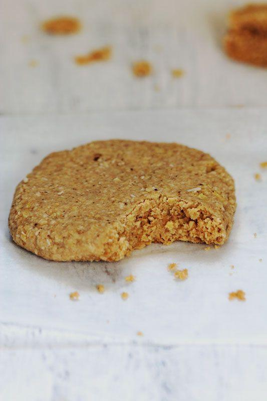 Biscrus coco-amande, sans sucre et sans gluten                                                                                                                                                                                 Plus