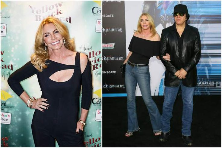 Gene Simmons' spouse Shannon Tweed