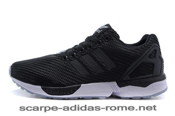 adidas Uomo ZX Flux Scarpe Nere/Grigie M34909 (Adidas Nuove) - adidas Uomo ZX Flux Scarpe Nere/Grigie M34909 (Adidas Nuove)-31