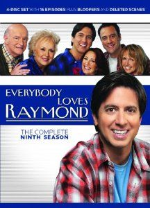 Amazon.com: Everybody Loves Raymond: The Complete Ninth Season: Ray Romano, Patricia Heaton, Doris Roberts, Peter Boyle, Brad Garrett, Monica Horan: Movies & TV