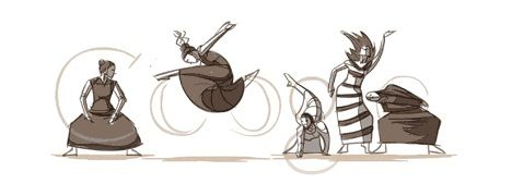 Top 10 of Most Creative and Interactive Google Doodles - Quertime