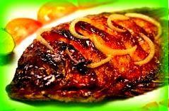 Resep Ikan Bawal Bakar Sambal Kecap Pedas ~ Resep Terbaik Indonesia
