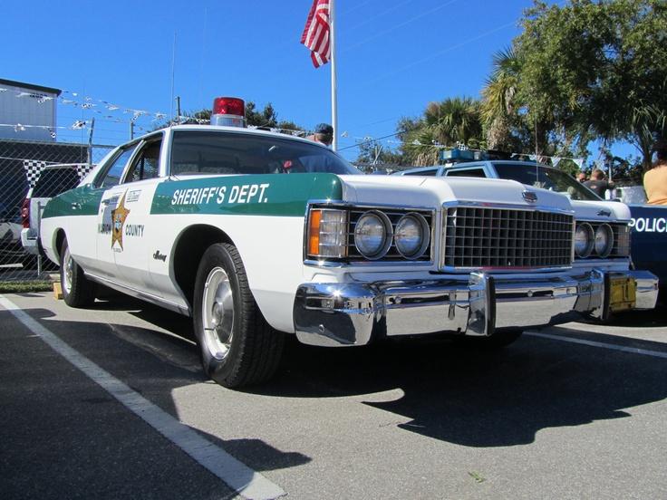 1973 Mercury Monterey, Marion CO. FL. Sheriff's dept ...