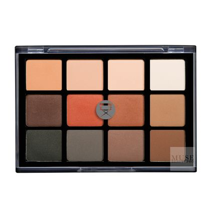 VISEART EYESHADOW PALETTE: 01 NEUTRAL MATTE