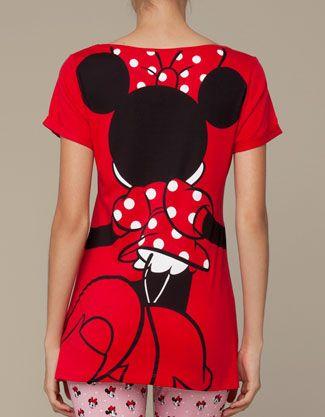 Minnie hug me top - Oysho & Friends - NEW SEASON - United Kingdom