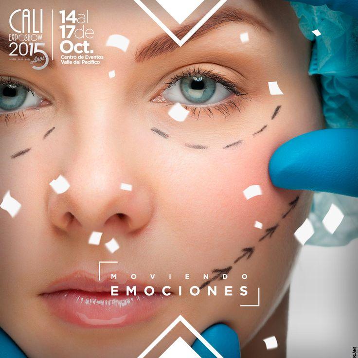 Si estás considerando realizarte una #CirugíaPlástica, asiste del 14 al 17 de octubre al Salón de Bienestar de #CaliExposhow, donde podrás resolver tus inquietudes sobre este tema, con especialistas avalados por la Sociedad Colombiana de Cirugía Plástica Estética y Reconstructiva.  Para más información, haz clic aquí http://bit.ly/1KqMCZC