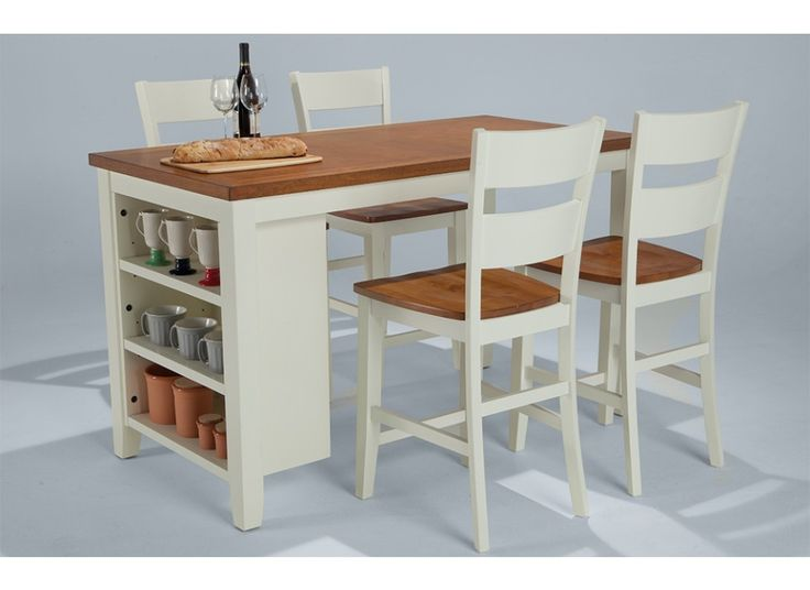 Blake Island 5 Piece Set | Dining Room Sets | Dining Room | Bob's Discount Furniture