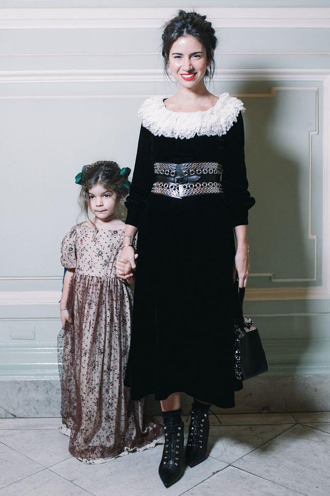 Главные модницы Москвы 2016 года: фото Виктории Шеляговой, Наташи Гольденберг и других   Vogue   Мода   Выход в свет   VOGUE