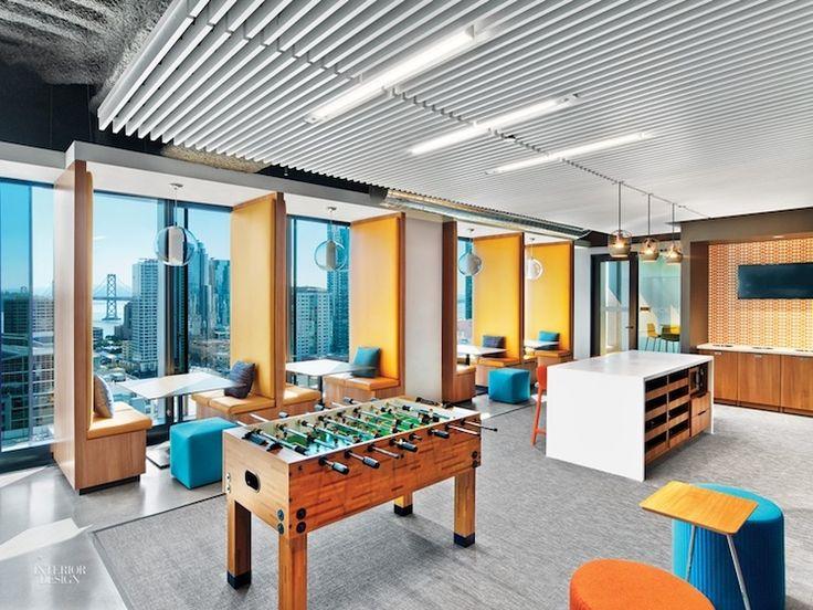 LinkedIn San Francisco Office By Interior Architects