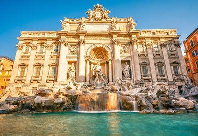 4 nap/3 éjszaka szállás 2 fő részére, reggelivel hotel***-ban, retúr repülőjegy Budapest - Róma útvonalra illetékkel, kézipoggyásszal - márciustól augusztusig több időpontban - Róma, Olaszország