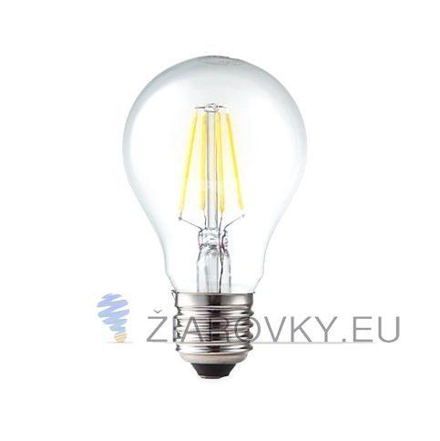 LED žiarovky z kolekcie FILAMENT spotrebujú o 80% menej elektrickej energie, čiže sú šetrné k finančným prostriedkom a k životnému prostrediu ako halogénové alebo klasické žiarovky. Úspora pri použití LED žiaroviek sa vám navráti do 2 rokov. Vďaka svojej dekoračnej žiare, vyžaruje rustikálne kúzlo ako žiadna iná žiarovka. FILAMENT žiarovka je rustikálneho vzhľadu a poskytuje krásne kultivované svetlo s perfektnou reprezentáciou farieb
