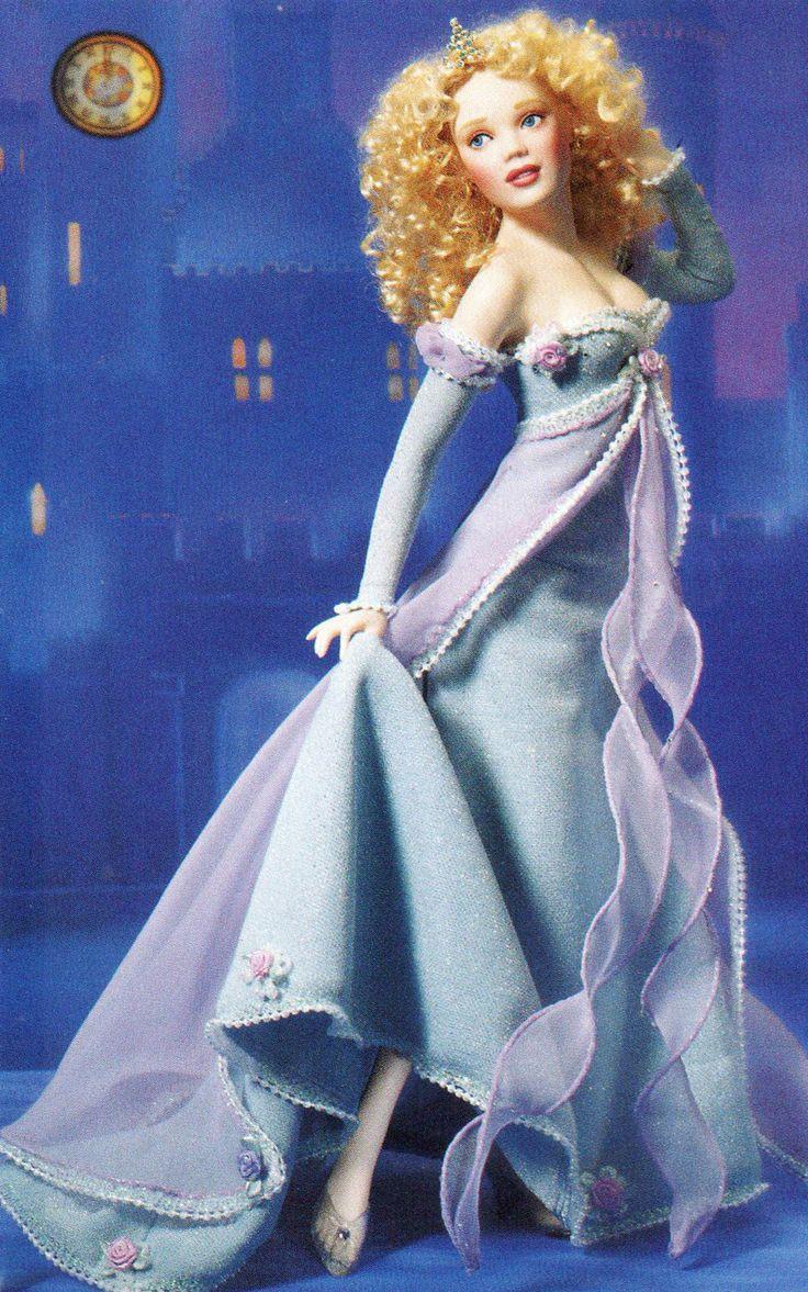 Cinderella Passion Franklin Mint Franklin Mint Dolls