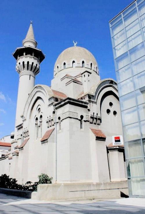 Grand Mosque of Constanța (Marea Moschee din Constanța)