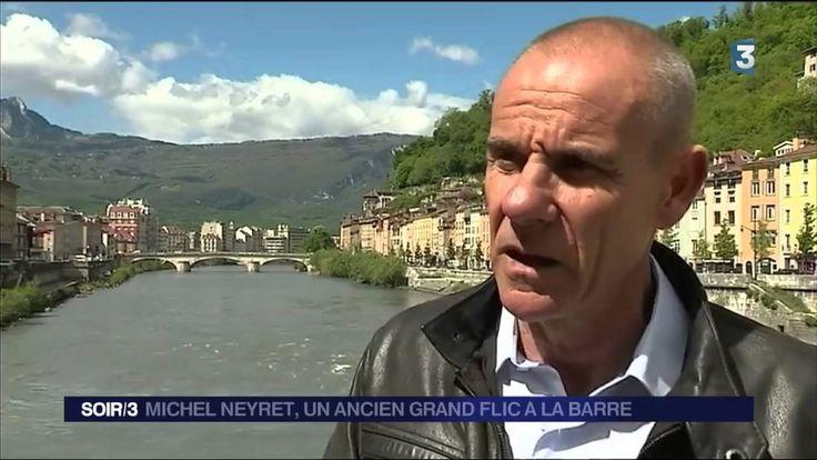 La chute d'un super flic, Michel Neyret