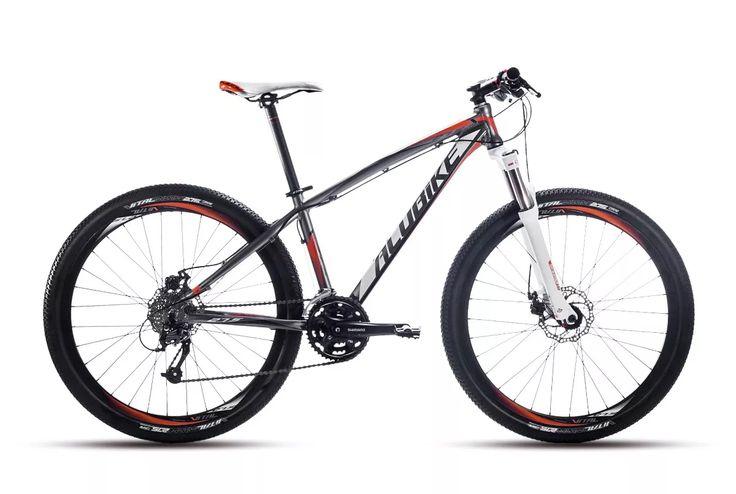 Bicicleta Alubike Mtb A27.5 Expert 24 Velocidades - $ 10,870.00 en Mercado Libre
