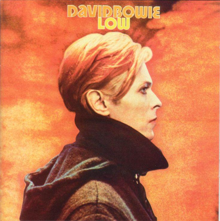 """David Bowie. """"Low"""", de la trilogía Berlín."""