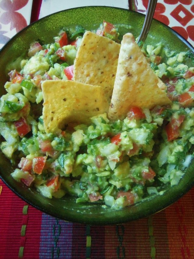 Guacamole by Sonia | Hispanic Kitchen