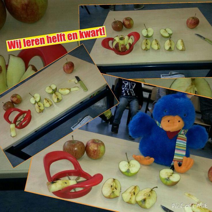 Rekenen met appels