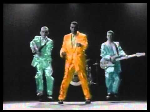 Fine Young Cannibals - Suspicous minds [HQ] - YouTube  I love this version!!!