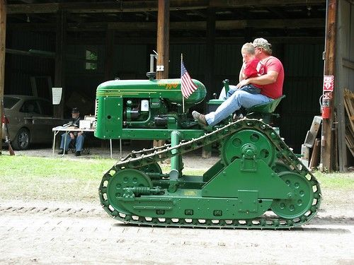 Old Tractor With Tracks : Best heavy equipment images on pinterest