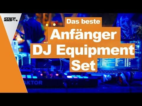 Das beste DJ Anfänger Equipment Set 2018 | Kaufberatung - stage.choice - YouTube