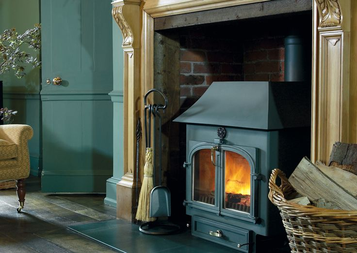 Clearview 750 Stove » The Fire Place
