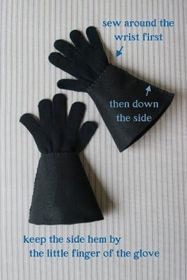 These easy gloves have been a long-lived favorite in our dress-up closet