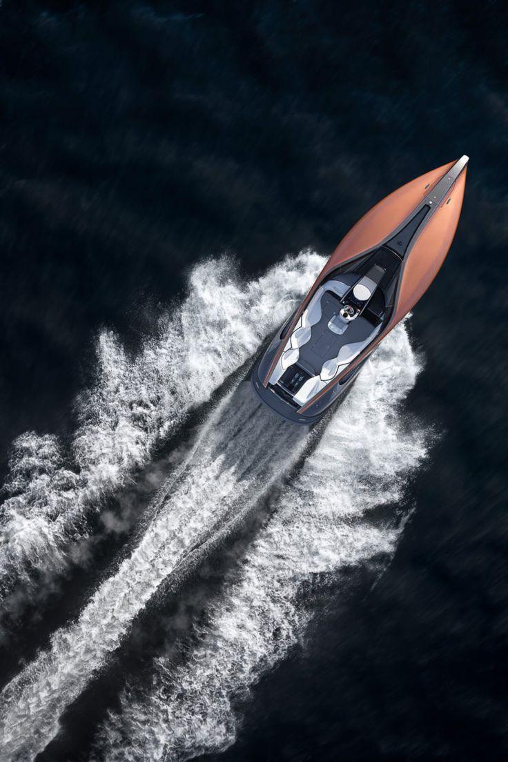 The Lexus Sport Yacht Concept Floats Our Boat - Design Milk