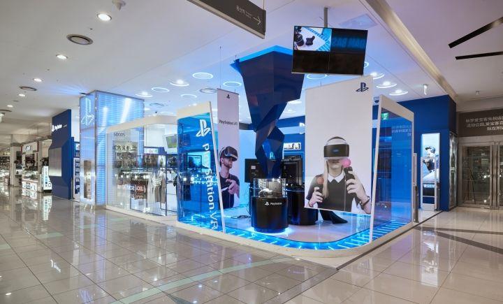 Sony PlayStation shop by studio IMA, Seoul – South Korea » Retail Design Blog