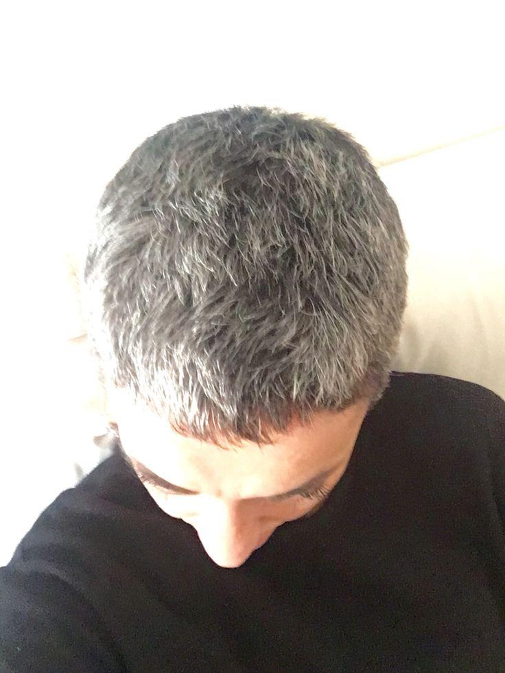 #capelligrigi un mese e mezzo dopo✂️✂️